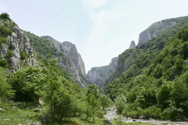 Cheile Turzii - Atractii turistice Turda - Cazare Turda