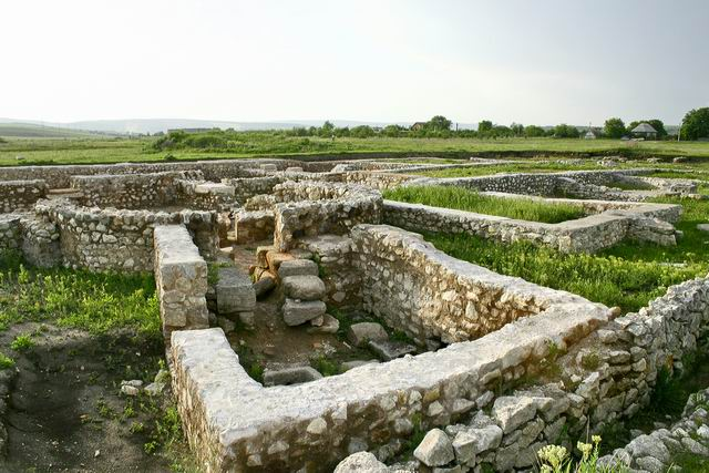 Castrul Roman - Atractii turistice Turda - Pensiune Cazare