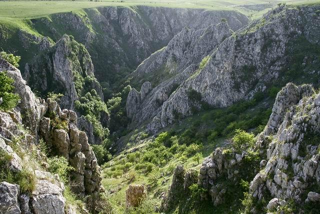 Cheile Turului - Atractii turistice Turda - Pensiune Cazare