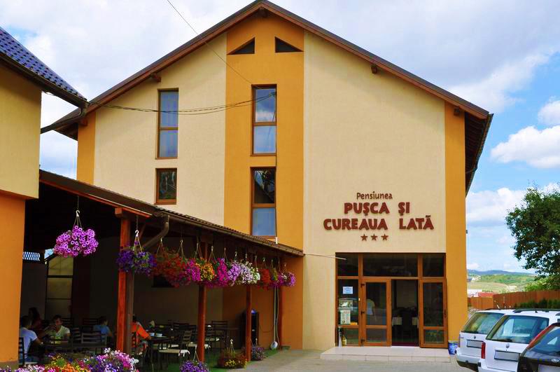 Despre Pensiune Turda Cluj