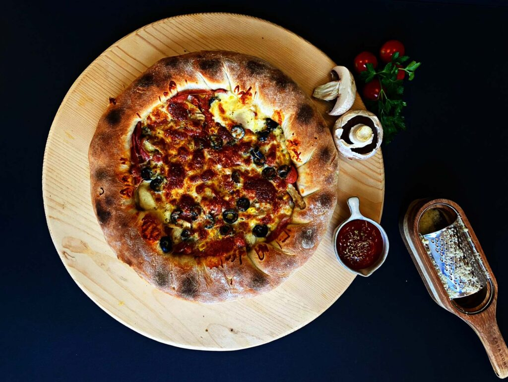 Restaurant Turda Meniu Pizza