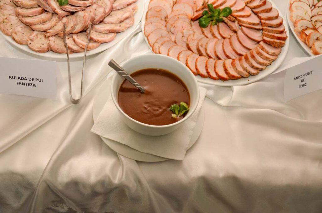 Meniu Restaurant nunta Turda - sosuri