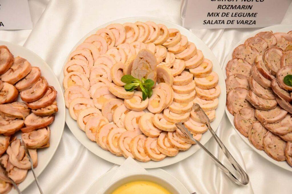 Meniu Restaurant nunta Turda - preparate