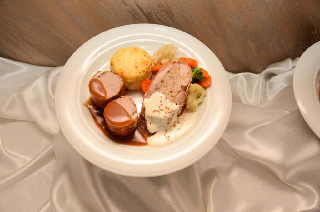 Meniu Restaurant nunta Turda - Gustare calda