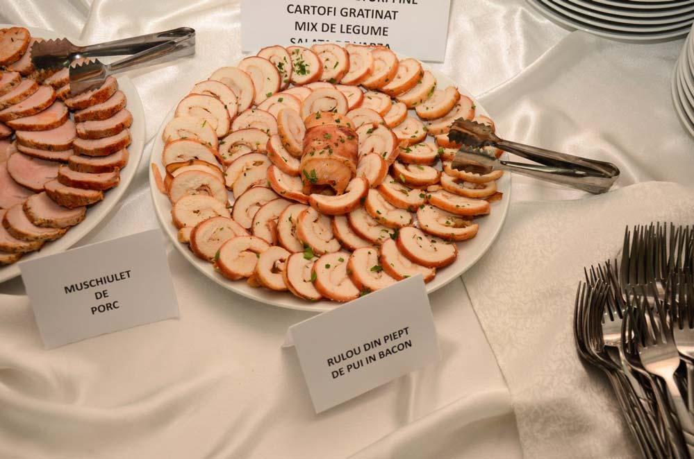 Sala de evenimente Turda aperitive delicioase