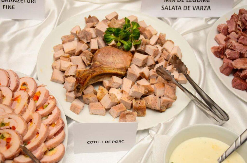 Sala de evenimente Turda Cotlet de porc