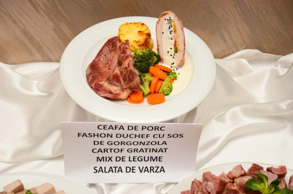 Sala de evenimente Turda Ceafa de porc