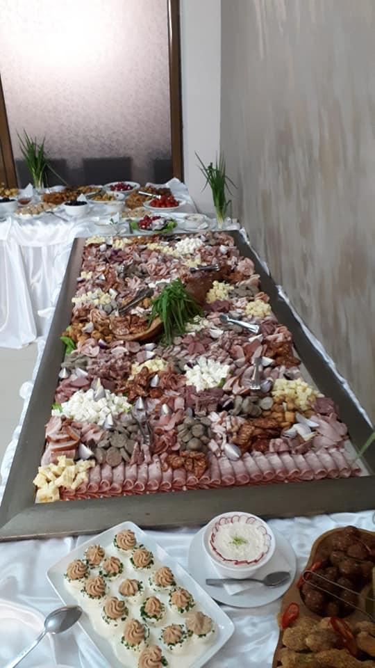 Sala de evenimente Turda meniu aperitive