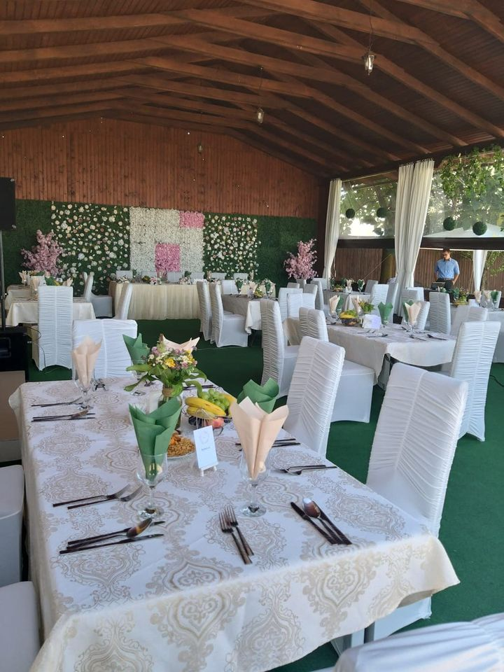 Sala de evenimente Turda cu terasa